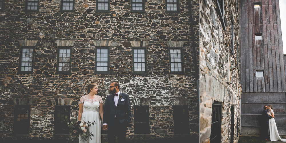Baltimore Wedding Photographer; Mt. Washington Dye House Wedding
