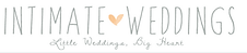 logo of Intimate Weddings