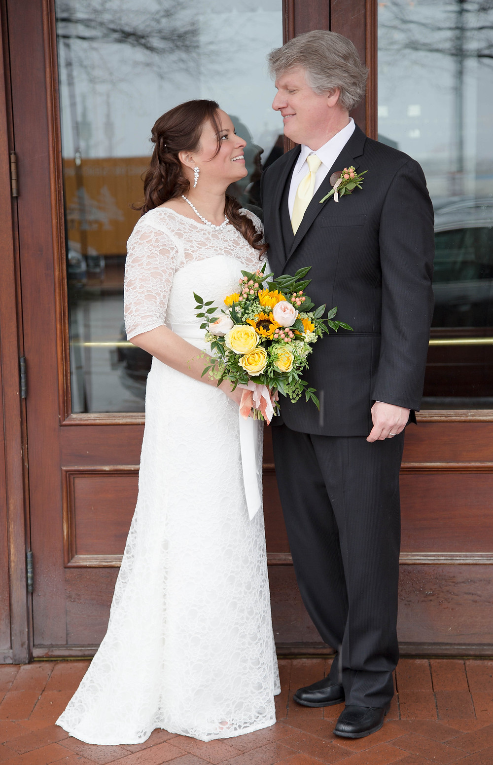 Cinghaile Baltimore Wedding