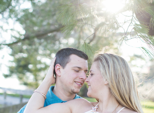 Rachel and Nick| Engagement Session
