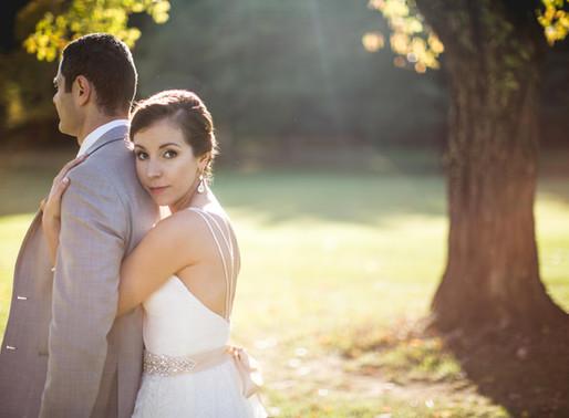 Anna + Steve  Hunt Valley Golf Club Wedding