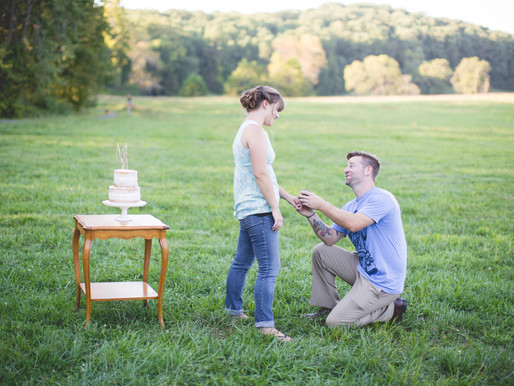 Anne + Chris| Engagement | Baltimore Maryland