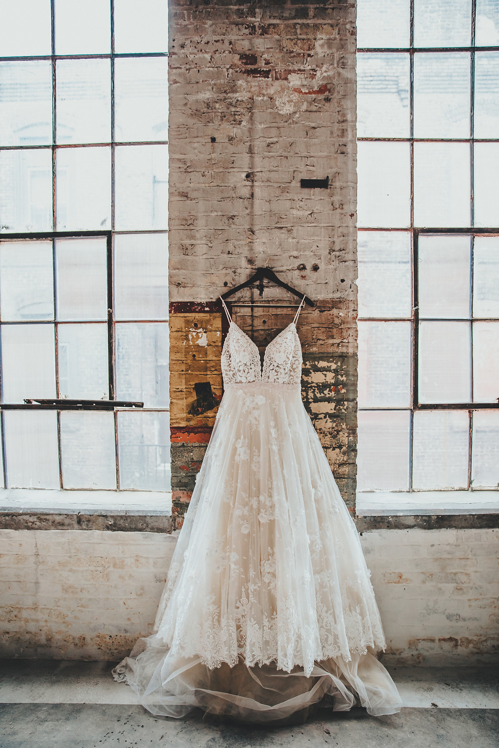 Lace Bride Dress by Amanda Ritchey Bridal