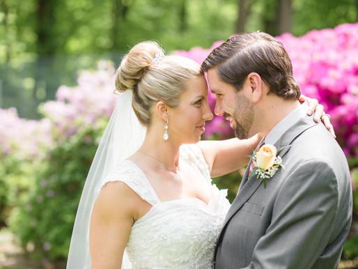 Mandy + Jesse| DIY Wedding at Home