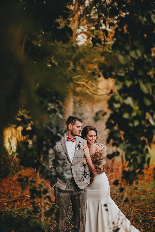 Baltimore Winter Bridal Shoot