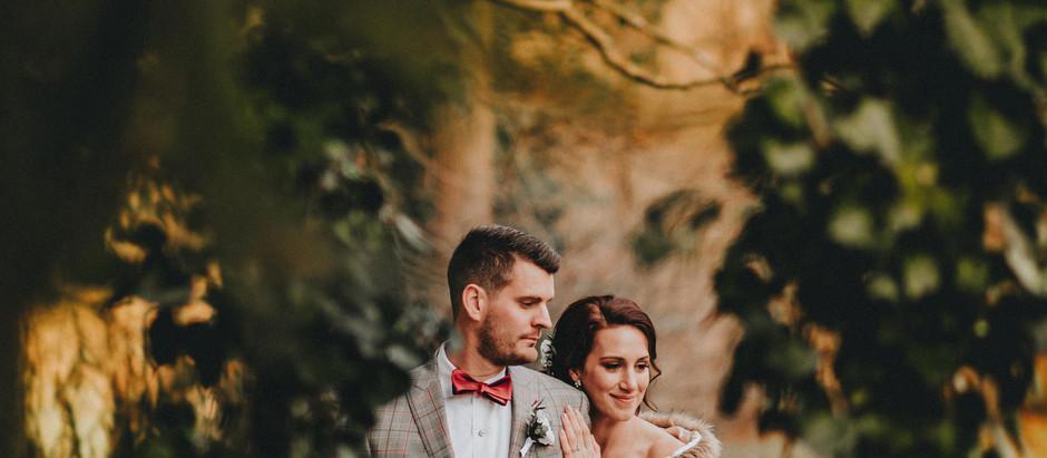 Evergreen Inspired Bridal Shoot