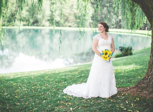 Cindy & Matthew  Pond View Farm Wedding