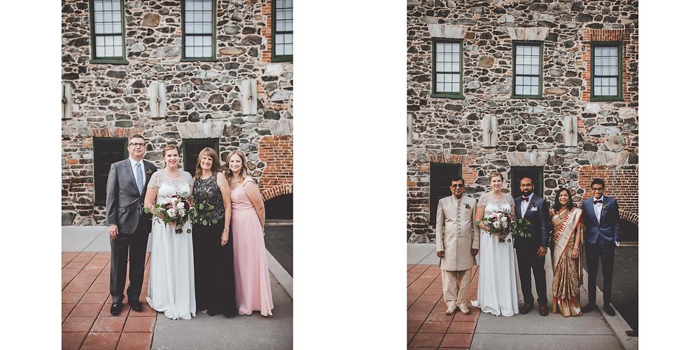 Baltimore Wedding Photographer; Mt. Washington Dye House Wedding