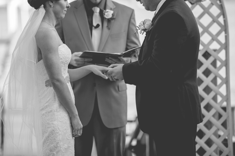 Waters Edge Events Center Wedding
