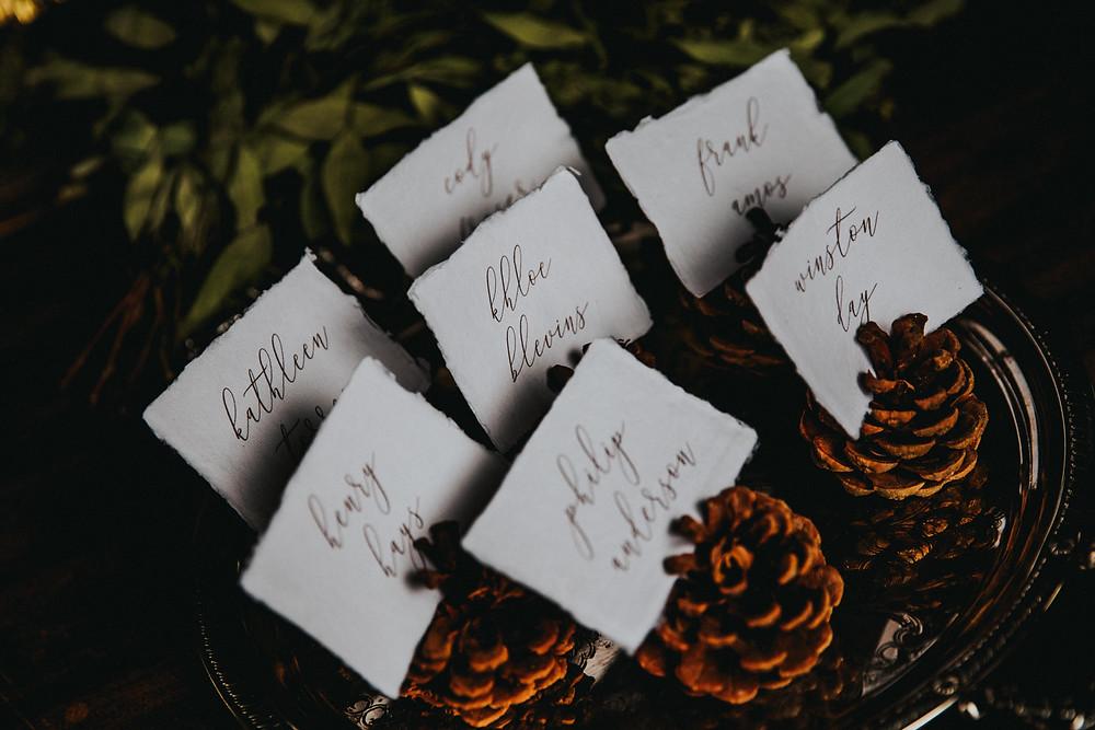 Winter Wedding Inspiration / Lisa Robin Photography