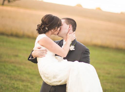 Carri + Alex  Liriodenron Mansion Wedding
