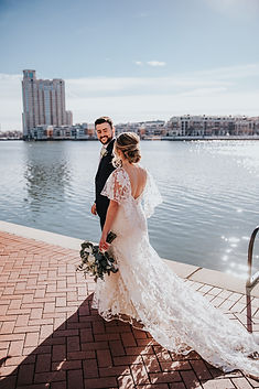 Baltimore Maryland COVID Wedding