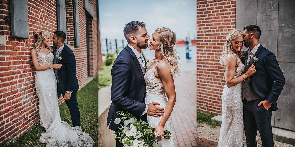 Downtown Baltimore Wedding Photographer