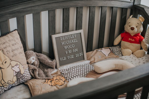 Baltimore Maryland Lifestyle Newborn Photographer