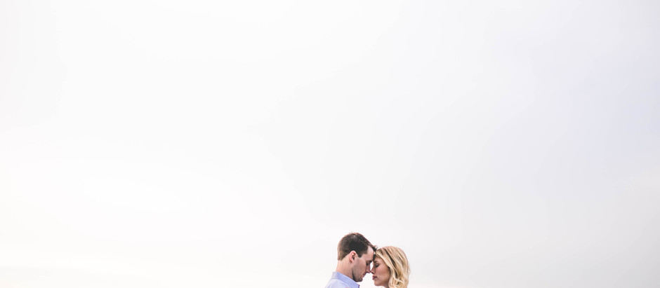 Katherine + Evan| Jefferson Memorial Engagement Session
