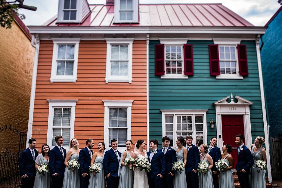 Baltimore Maryland Wedding Photographer