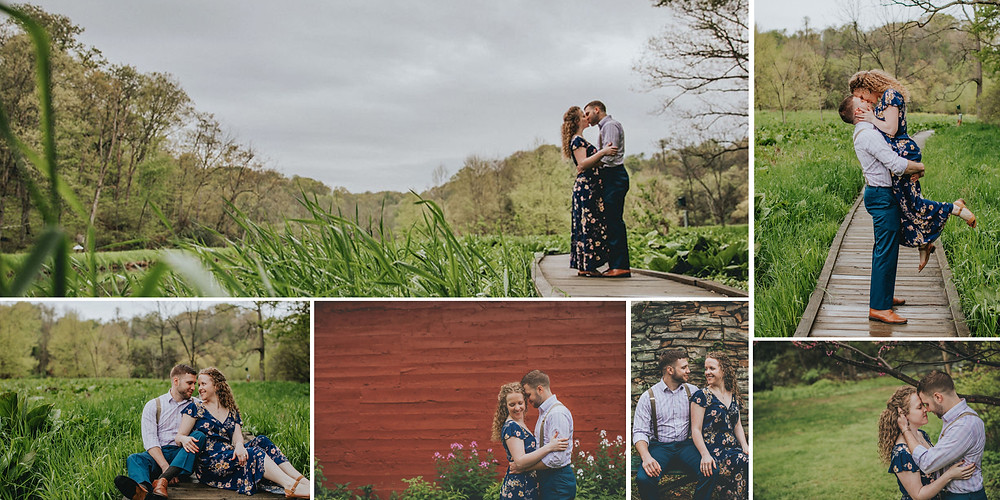 Eden Mill Maryland Engagement Session