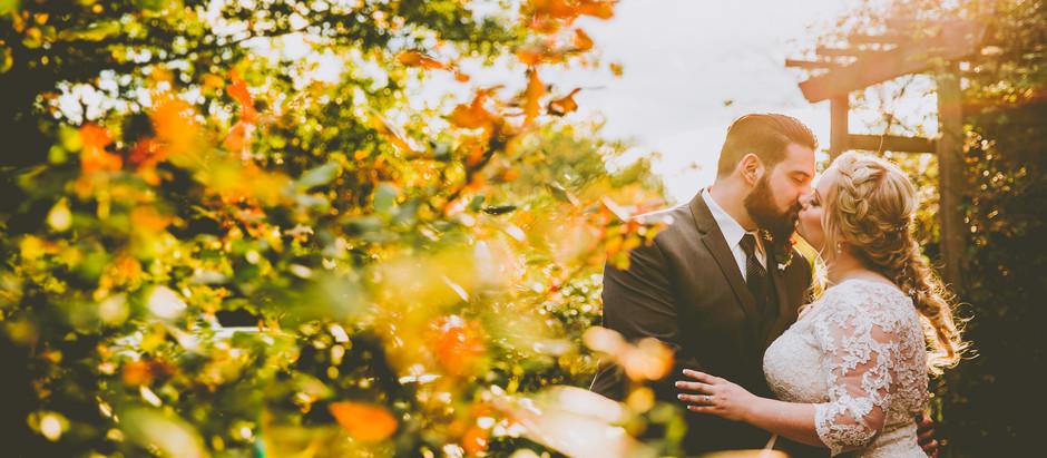 Laura + Andrew // Hotel Annapolis Fall Wedding