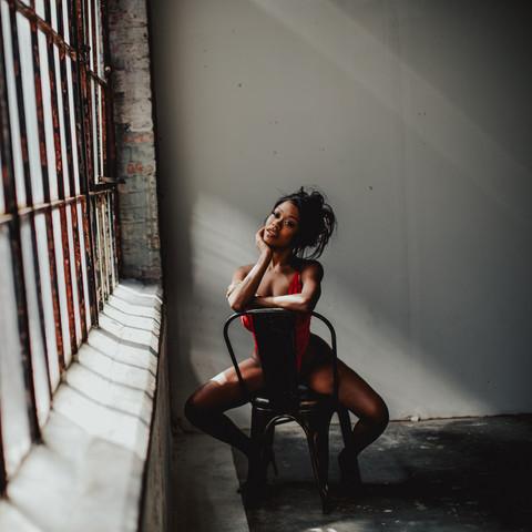 Baltimore Boudoir Photographer