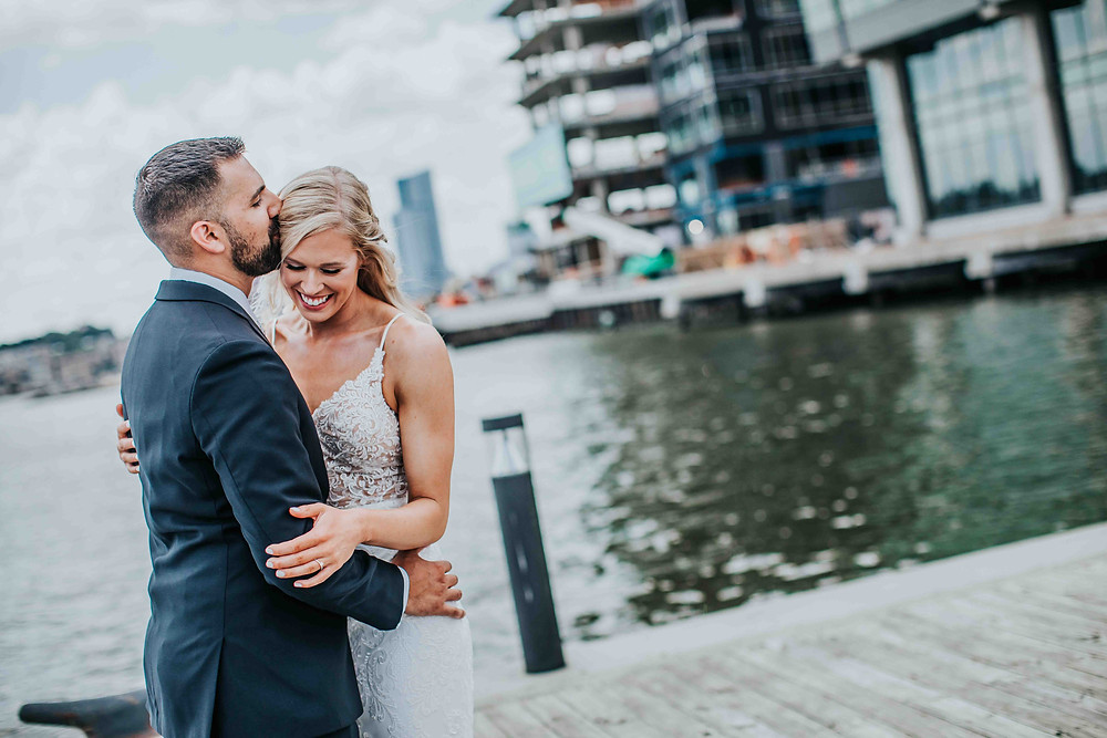 Top Baltimore Wedding Photographer