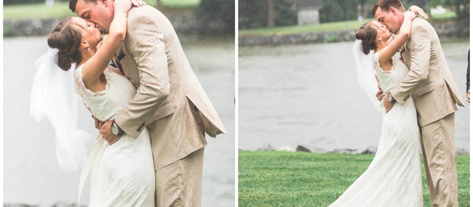 Patty & Brooks|  The Oaks Wedding in St. Michaels