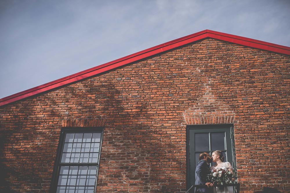 Washington Dye House Wedding; Lisa Robin