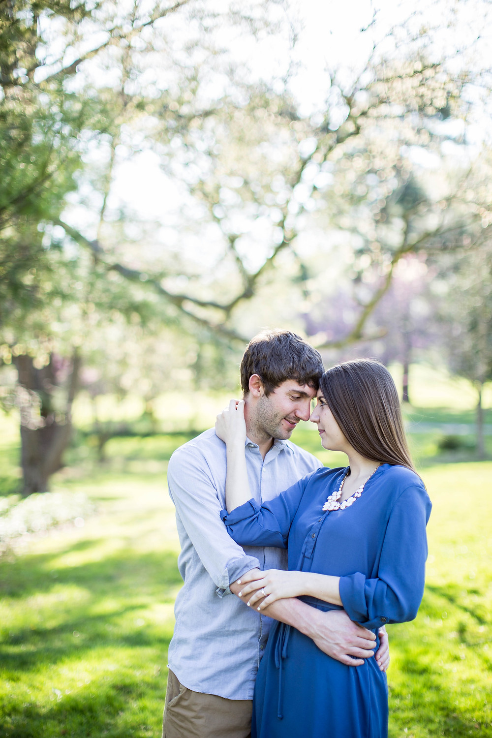 Baltimore Engagement Photographer