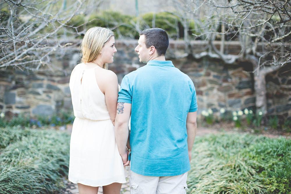 Baltimore Engagement Photos