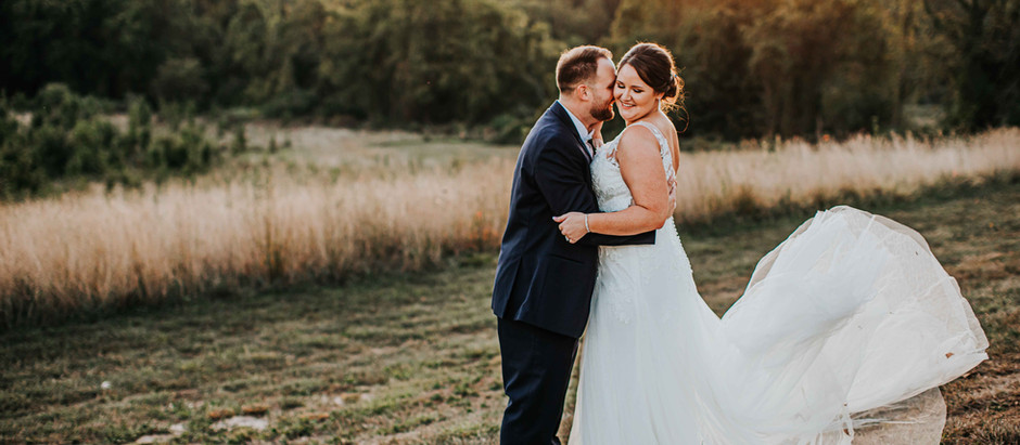 Katie + Dean   Colorful + Exciting Wedding at The Belmont   Elkridge MD