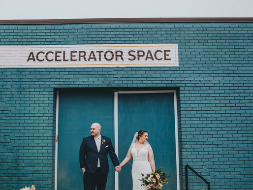 Rachel + Jeremy | Accelerator Space | Feb. 23 2019