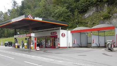 oeltrans Autowaschanlage Meiringen (Lammi)
