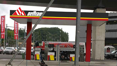 oeltrans Tankstelle Interlaken Ost (früher raeuber oel ag)