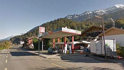 oeltrans Tankstelle Leissigen