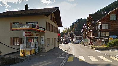 oeltrans Tankstelle Beatenberg