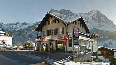 oeltrans Tankstelle Grindelwald