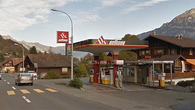 oeltrans Tankstelle Ringgenberg