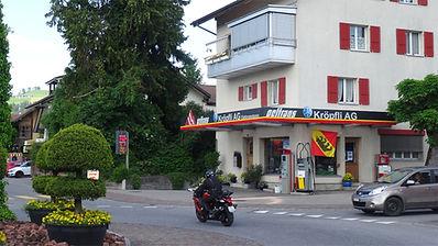 oeltrans Tankstelle Steffisburg