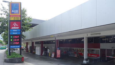 oeltrans Tankstelle Thun (Grabengut)