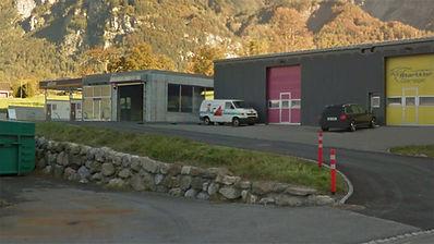 oeltrans Autowaschanlage Brienz (Kienholz)