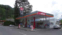 oeltrans Tankstelle Interlaken West