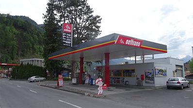 oeltrans Tankstelle Interlaken West
