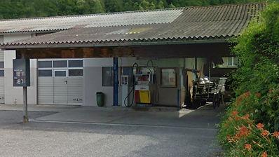 oeltrans Tankstelle Hofstetten (bei Brienz)