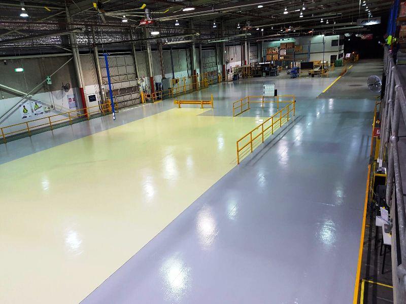 Epoxy Concrete Flooring Amp Coating Contractors Melbourne