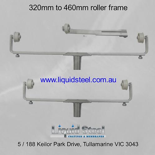 460mm Roller Frame