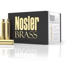 NOSLER 6.5 GRENDEL BRASS 50PK