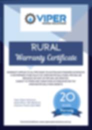 20 Year Certificate Viper Warranty.png