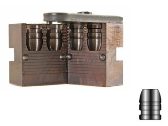 LYMAN- DOUBLE CAVITY RIFLE MOULD .45 CAL 250GR