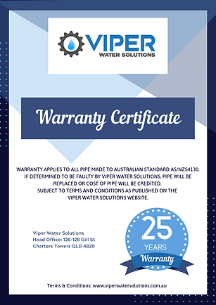 25 Year Certificate Viper Warranty .png
