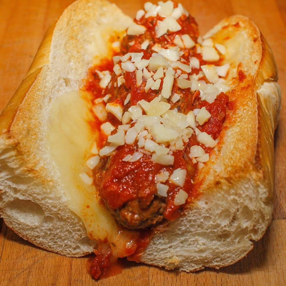 Regal Ravioli Meatball Sub