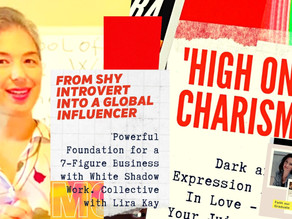 New Case Study - Powerful Foundation for a 7-Figure Business with White Shadow Work with Lira Kay